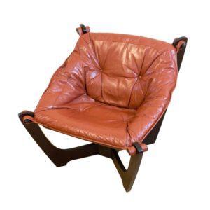Luna armchair by Odd Knutsen