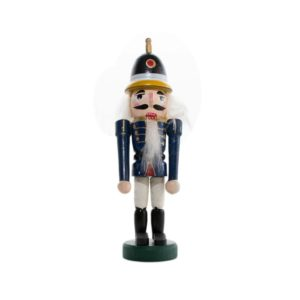 Wooden doll: the Danish soldier