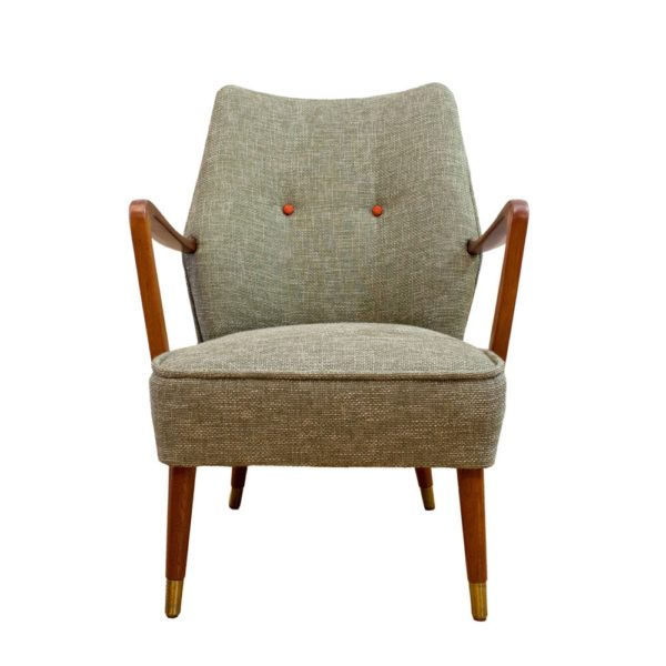 Armchair by P. I. Langlo's Fabrikker