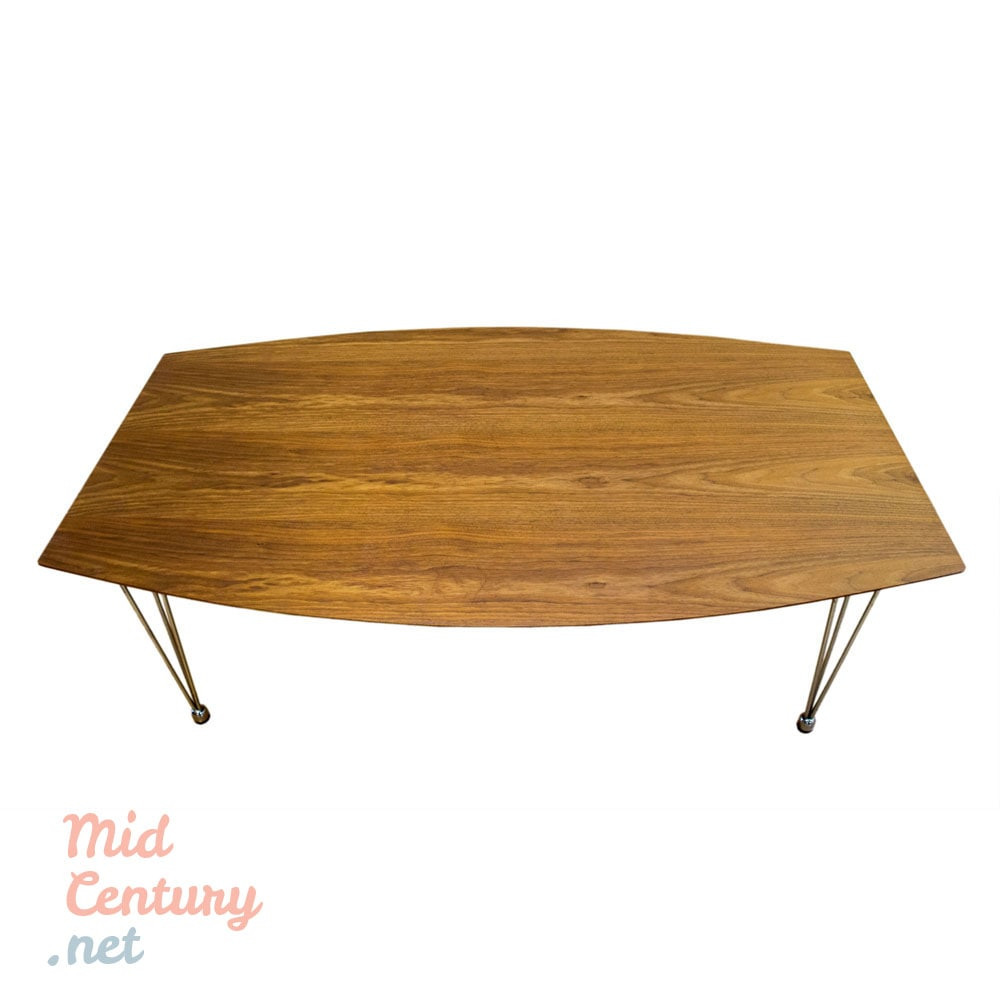 Norwegian Modern Coffee Table Mid Century