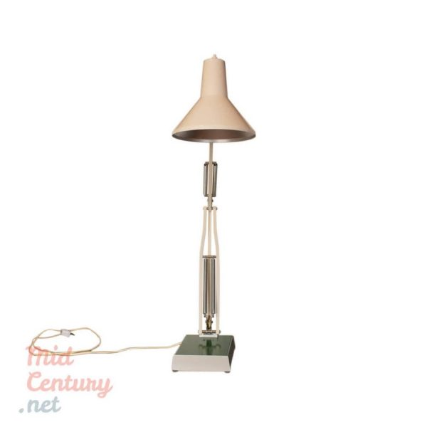 Vintage Architect Lamp by HCF