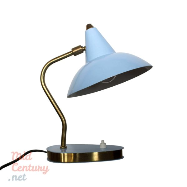 Charming Mid-Century table lamp