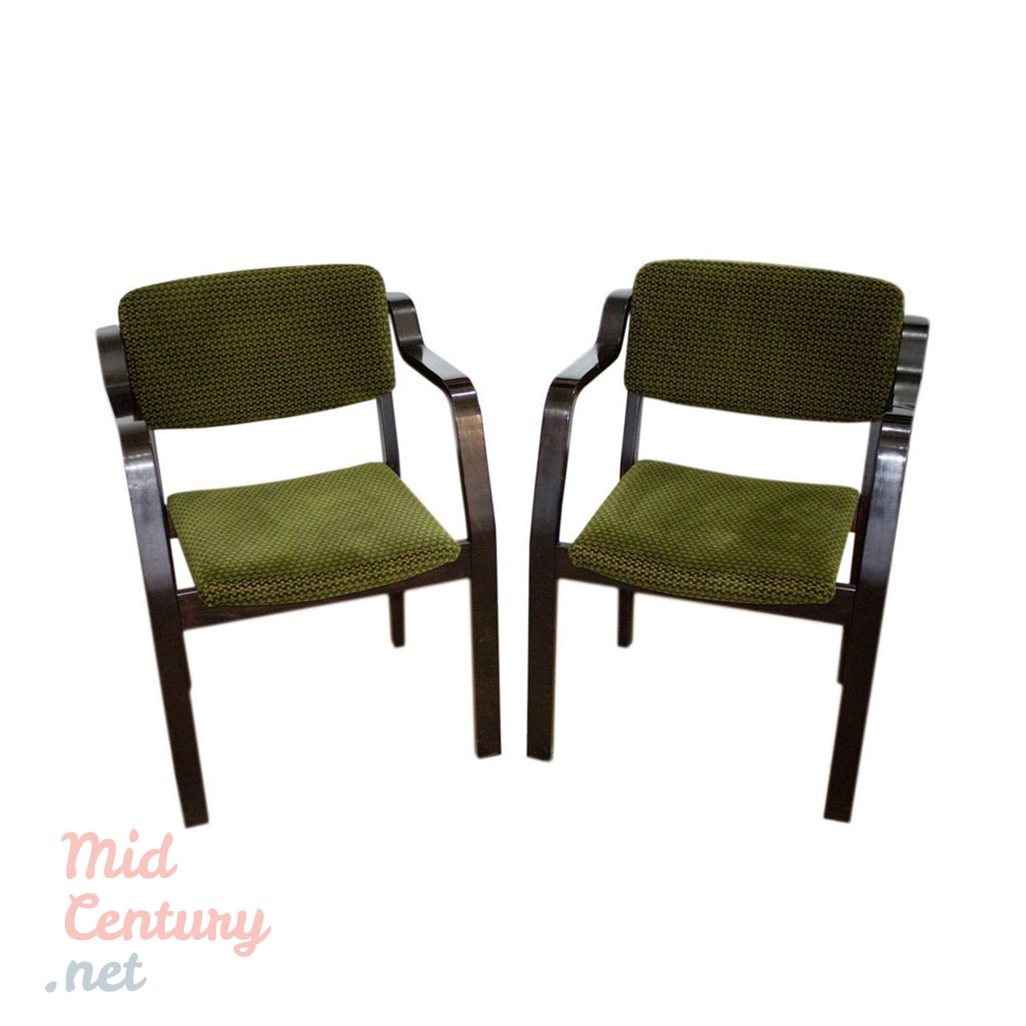 Pair of Gemla Möbler chairs