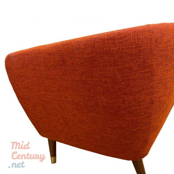 Very rare P. I. Langlo sofa