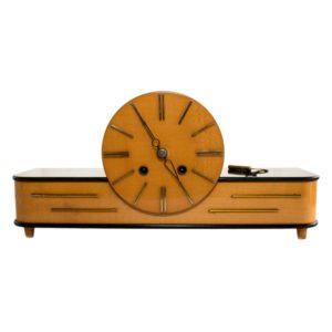 Elegant Art Deco mantel clock
