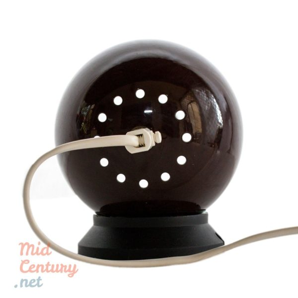 Magnetic Ball wall lamp by Benny Frandsen