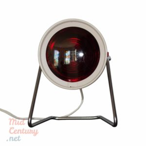 Philips INFRAPHIL KL7500 light made in the 1960s