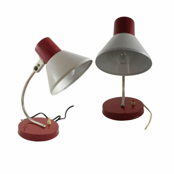 Mid-Century table lamp made by Gutilux