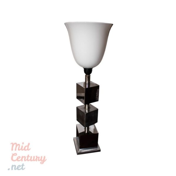 Tulip table lamp made in Italy in the 1970s