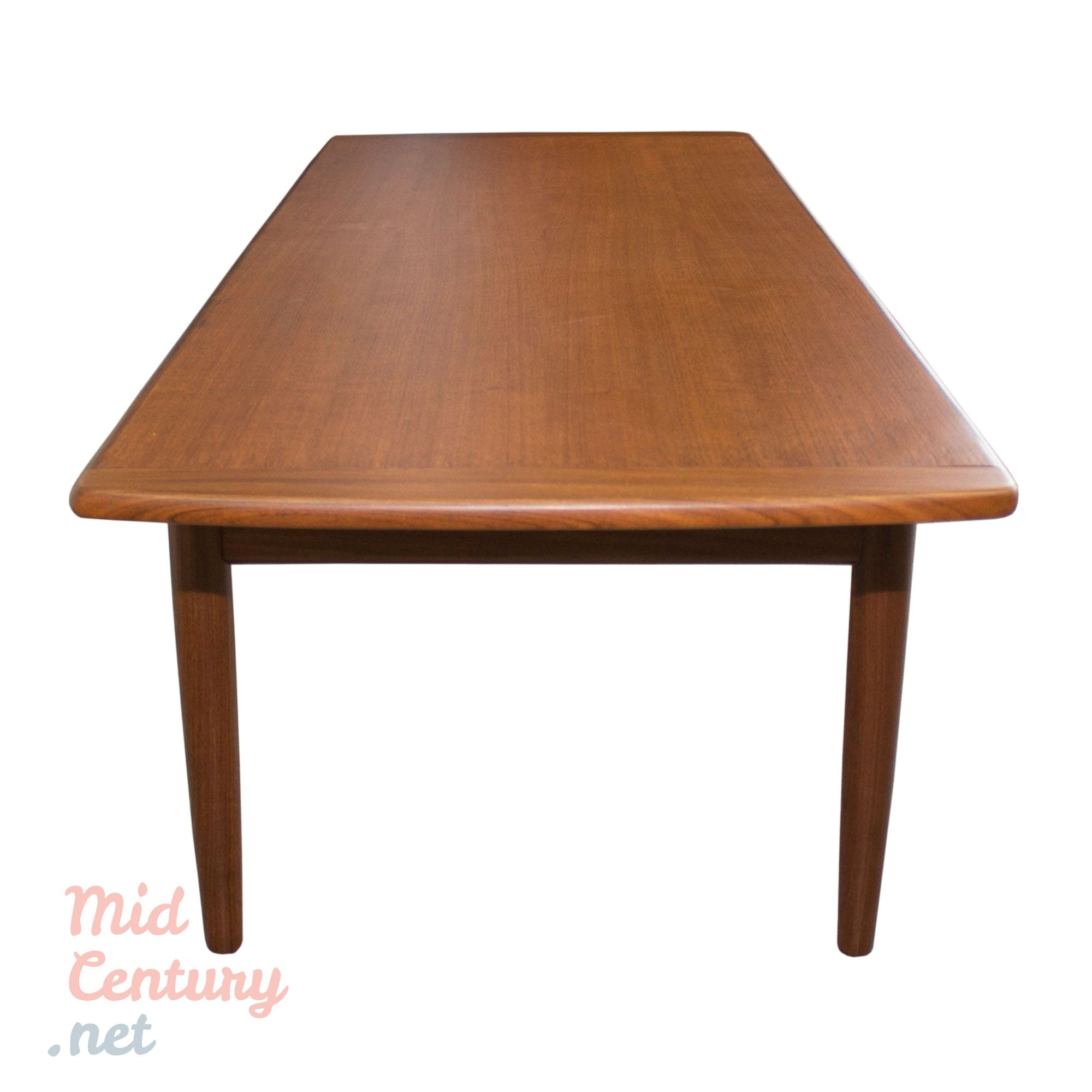 Danish Teak Coffee Table Made In The 1960s Mid Century