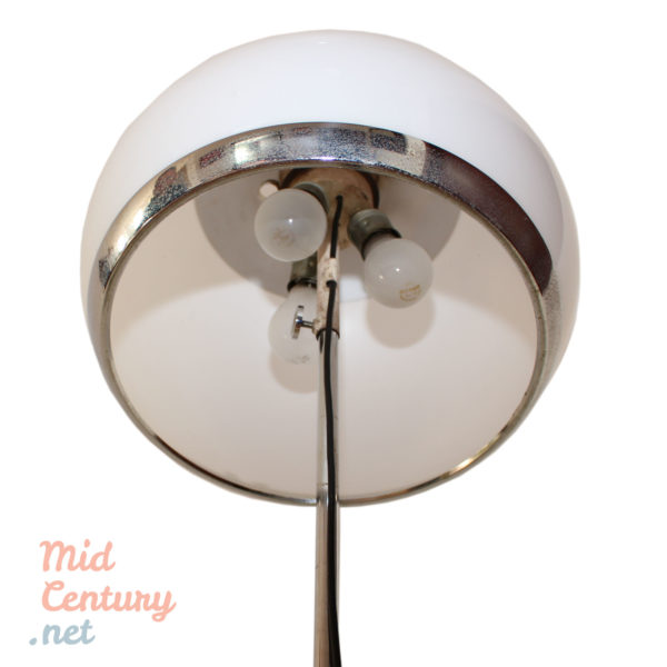 Eve floor lamp made in the 1970s