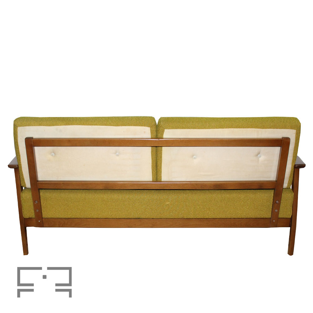 Beautiful Daybed made in Germany in the 1960s