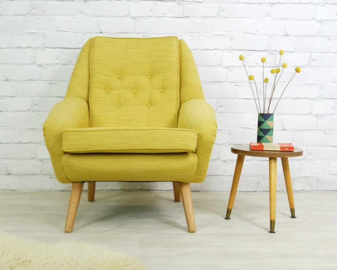 10 Mid Century Modern Accent Chairs You