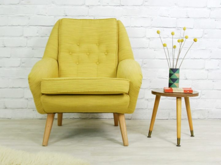 10 Mid-Century Modern Accent Chairs You'll Love
