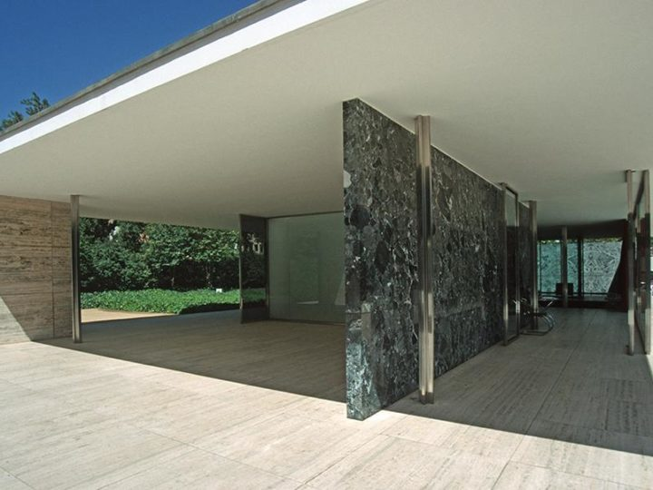 Ludwig Mies van der Rohe, one of the fathers of Mid-Century Design