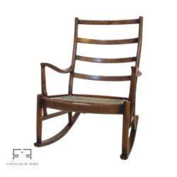 Fabulous Pk1016 19 Rocking Chair From Parker Knoll Uk 1960S Mid Machost Co Dining Chair Design Ideas Machostcouk